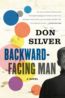 Backward Facing Man by Don Silver